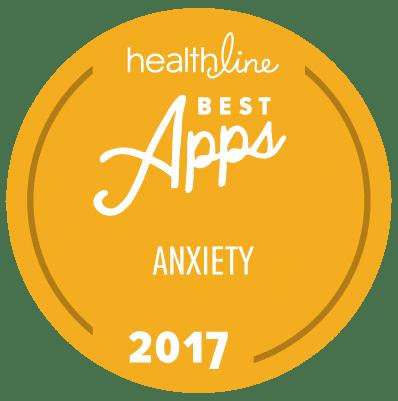 bedste angst app